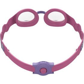speedo Sea Squad Goggles Kinderen, galinda/hard candy/clear